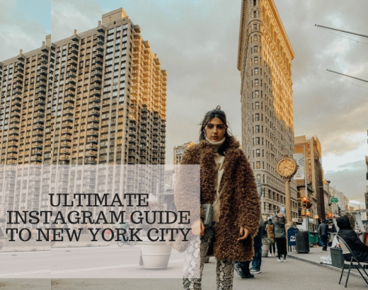 ULTIMATE INSTAGRAM GUIDE TO NEW YORK CITY 7