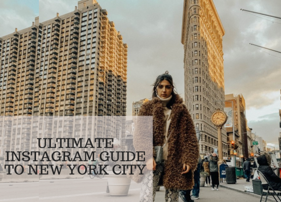 ULTIMATE INSTAGRAM GUIDE TO NEW YORK CITY 10