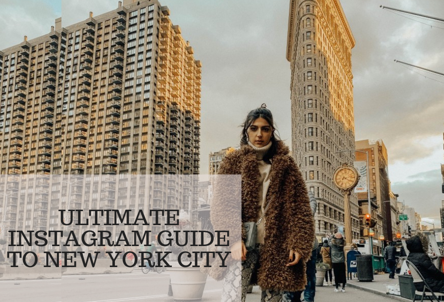 ULTIMATE INSTAGRAM GUIDE TO NEW YORK CITY 1