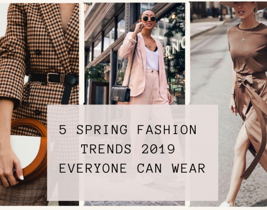 5 SPRING FASHION TRENDS 2019 EVERYONE CAN WEAR 6