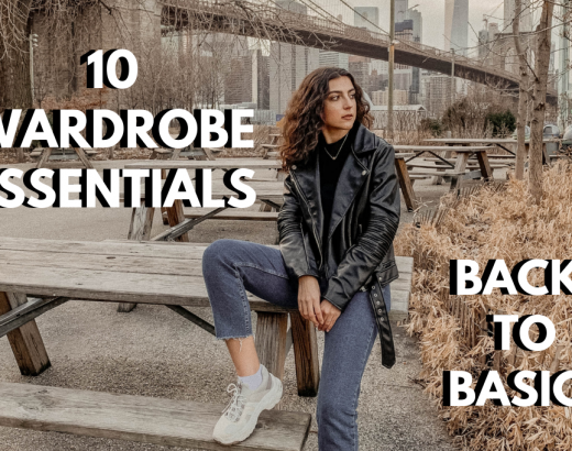 10 WARDROBE ESSENTIALS 5