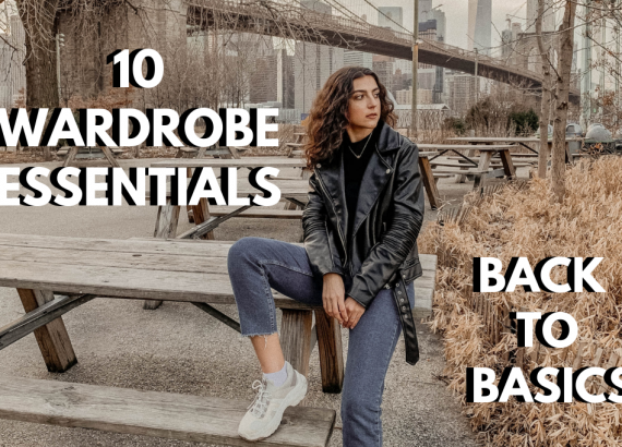 10 WARDROBE ESSENTIALS 1