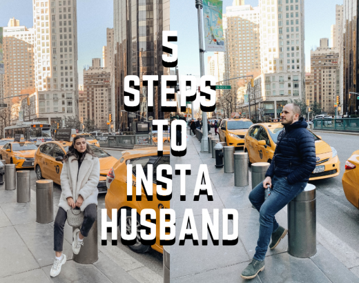 5 STEPS TO 'INSTAHUSBAND' 4